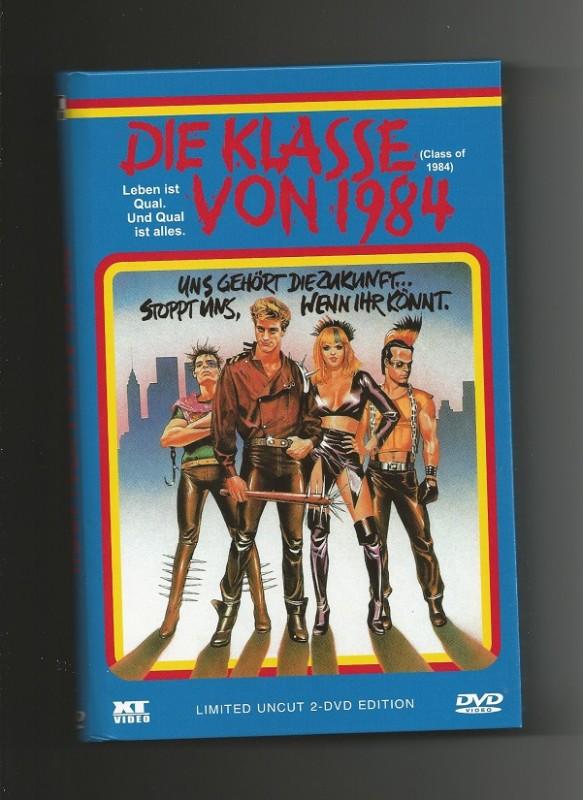 DIE KLASSE VON 1984 # XT VIDEO + Nr. 0010 / 1000