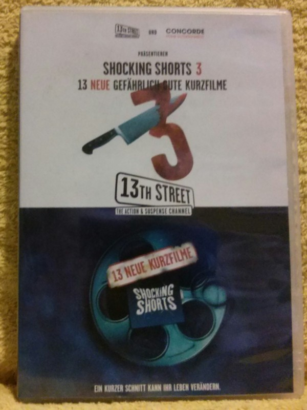 Shocking Shorts 3  Uncut 13th Street (R) Dvd