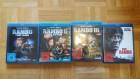 RAMBO 1-4 (1,2,3,4) [Blu-ray] Sylvester Stallone - uncut
