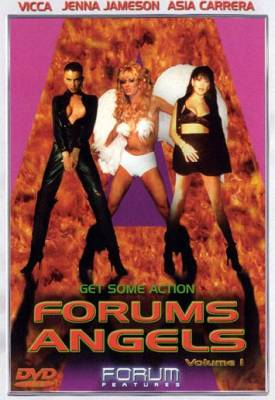Jenna Jameson in Forum Angels, Vol. 1