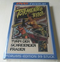 Tormented Terror - Grosse Hartbox - X-Rated - Forums-Edition