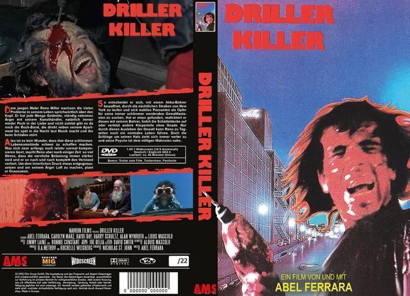 Driller Killer (Große Hartbox) NEU ab 1€