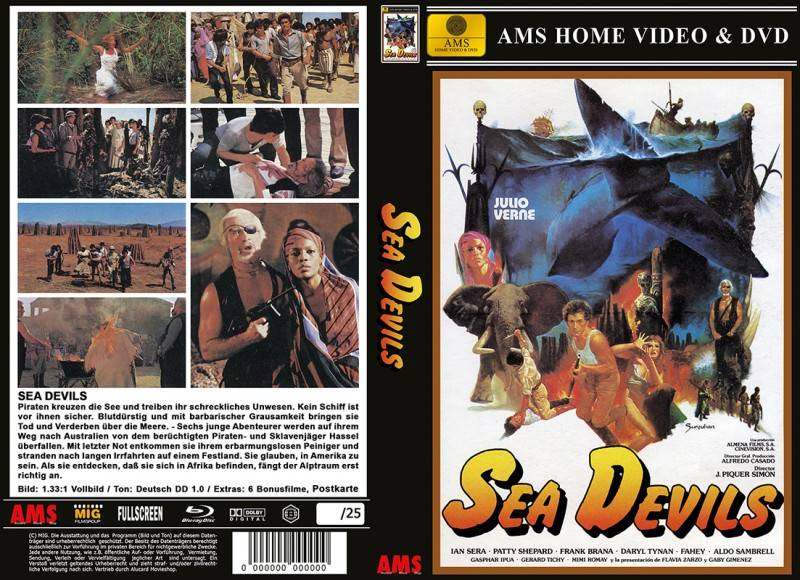 Sea Devils (Große BR Hartbox A) NEU ab 1€