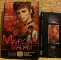 Mayflower Madame VHS Taurus Video selten