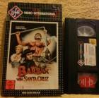 Der Barbar von Santa Cruz VHS UfaDepot Cover Umberto Lenzi