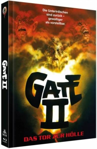 GATE 2 - DAS TOR ZUR HÖLLE - DVD+BLU-RAY - UNCUT - OVP!!!