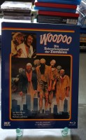 WOODOO  - Hardcover-Kultbox - BLU RAY extrem rar 333 Stück