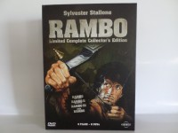Rambo Limited Complete Collectors Edition Box (x)