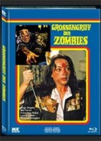 XT-Video: GROSSANGRIFF DER ZOMBIES Mediabook - Cover A