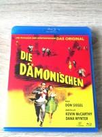 DIE DÄMONISCHEN(INVASION DER KÖRPERFRESSER)BLURAY UNCUT