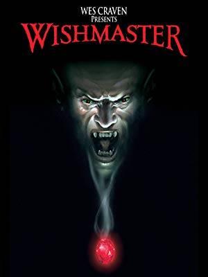 Wishmaster DVD (x)