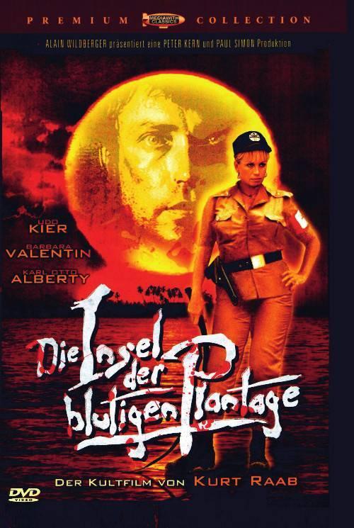 Die Insel der blutigen Plantage - DVD