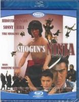 Shogun's Ninja (uncut) Blu-ray (X)