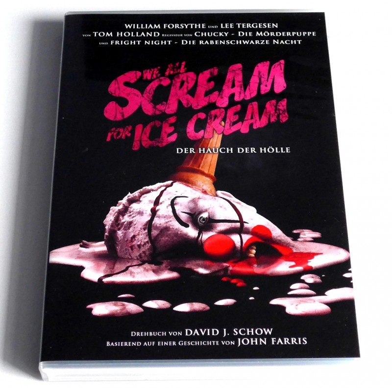 Masters of Horror # FSK16 # We all Scream For Ice Cream