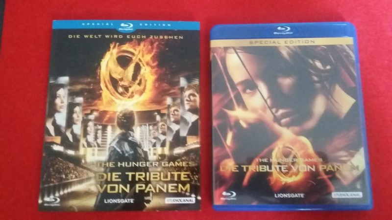Die Tribute von Panem: The Hunger Games! Special Edition!