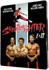 Shootfighter 1+2 - 3D-Future-Pack [Blu-ray+DVD]