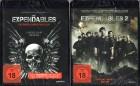 THE EXPENDABLES 1+2 2x Blu-ray - längste Versionen! Stallone