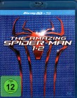 THE AMAZING SPIDER-MAN 1+2 Blu-ray 3D 4x Blu-ray Box Marvel