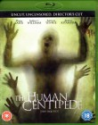 THE HUMAN CENTIPEDE Blu-ray UK Import uncut uncensored