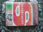 DEPARTMENT S KOMPLETTE SERIE 9 DISC BOX NEU