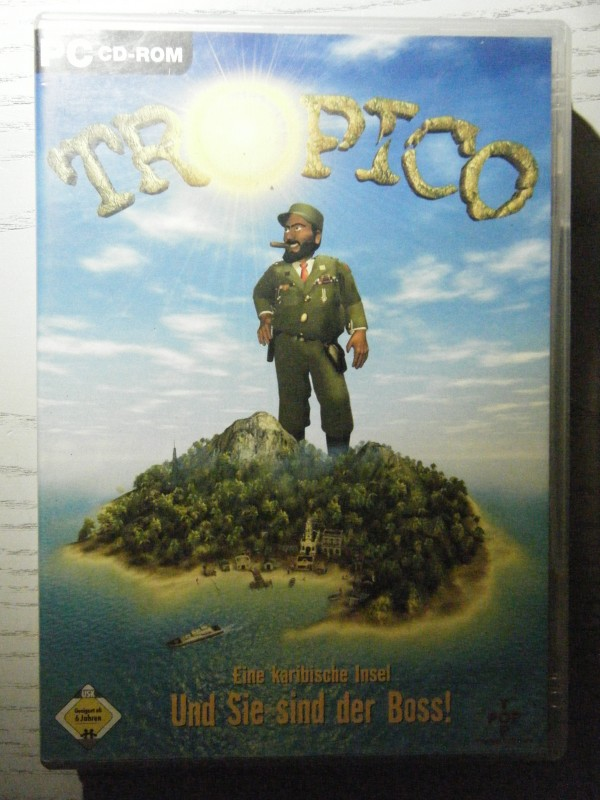 Tropico PC-CD Take2