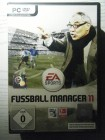 Fussball Manager 11 PC-DVD EA Sports