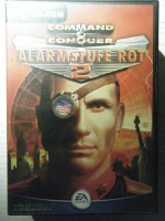Command & Conquer Alarmstufe Rot II PC-CD EA