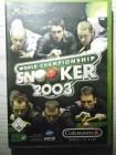 World Championship Snooker 2003 XBOX