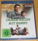 Immer Ärger mit Harry Blu-ray Neu & OVP