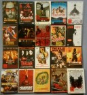 Große Filmsammlung - Über 40 Titel (DVDs - Horror, Action)