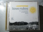 Loveparade - Love Rules Loveparade Compilation 2003