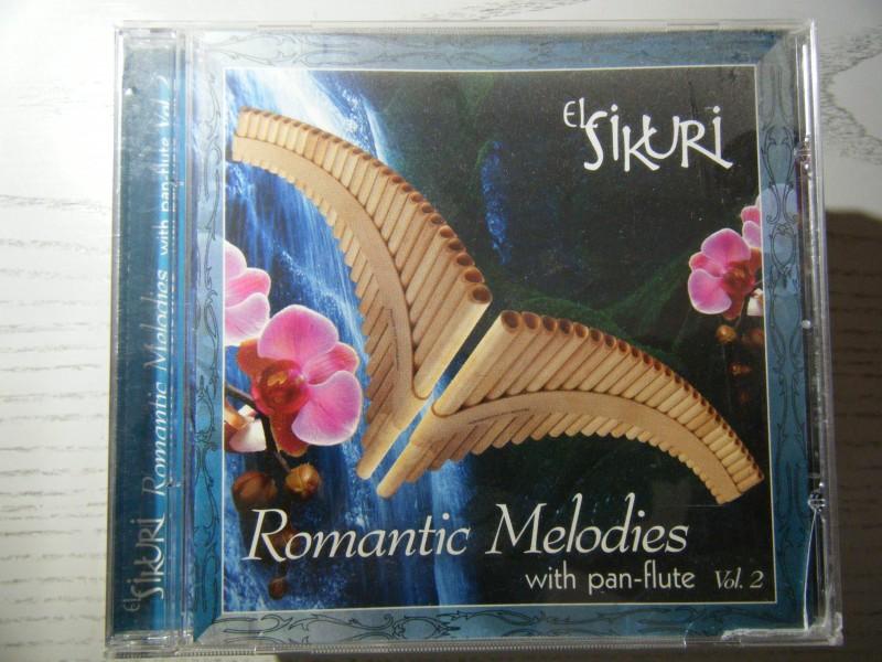 El Sikuri - Romantic Melodies Vol.2  SAMPLER