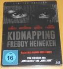 Kidnapping Freddy Heineken Steelbook Blu-ray Neu & OVP