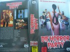 Die Horror Party ... Jay Baker  ... VHS ...  FSK 18