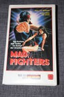 VHS - MAD FIGHTERS Indonesien 1982 Focus