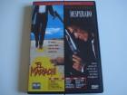 EL MARIACHI / DESPERADO - Antonio Banderas DVD wie Neu