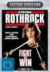 3x Cynthia Rothrock - Fight to Win -  DVD