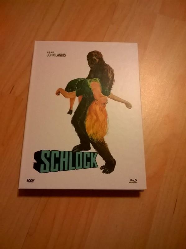 Schlock - Das Bananenmonster - Limited Edition-Mediabook