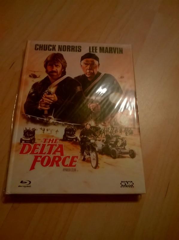 Delta Force-Mediabook