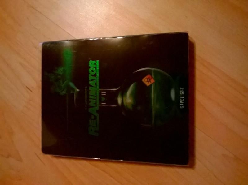 Re-Animator / Bride Of Re-Animator - 2-Disc Steelbook Editio