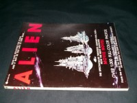 ALIEN 1 MOVIE NOVEL BILDBAND  1000 COLOR PHOTOS RIDLEY SCOTT