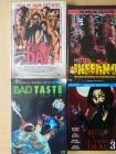 3 x Blu-ray/DVD Mediabook + 1x kl. Blu-ray Hartbox