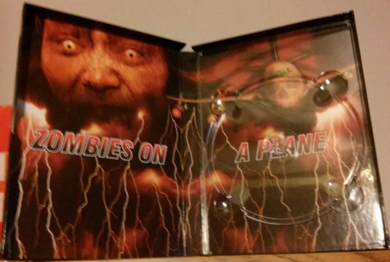 Plane Dead Zombies on a Plane DVD JK-Version (J)