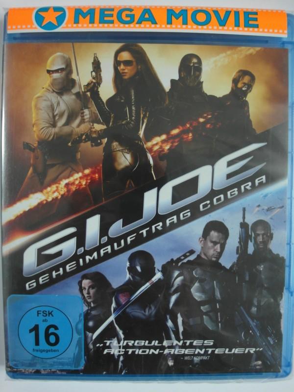 G.I. Joe - Geheimauftrag Cobra - Dennis Quaid, Sienna Miller