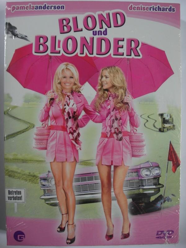 Blond und blonder - 2 Tussi Blondinen - Pamela Anderson