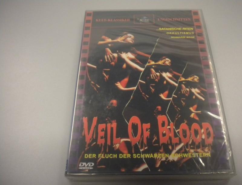 VEIL OF BLOOD -  1. Auflage - SUPER RAR !