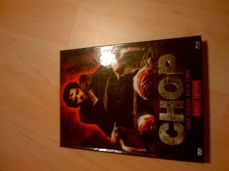 Chop - uncut-Mediabook