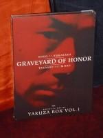 Graveyard of Honor (1975) Rapid Eye Movies Yakuza Box1 OVP!
