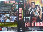 Fist of Honor ... Sam Jones, Bubba Smith ...  VHS ... FSK 18