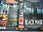 Black Mask ... Jet Li, Karen Mok  ...  VHS ... FSK 18